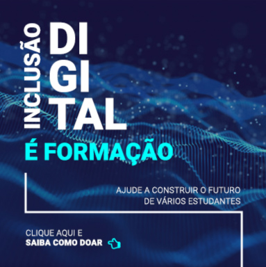 Banner - Inclusão Digital